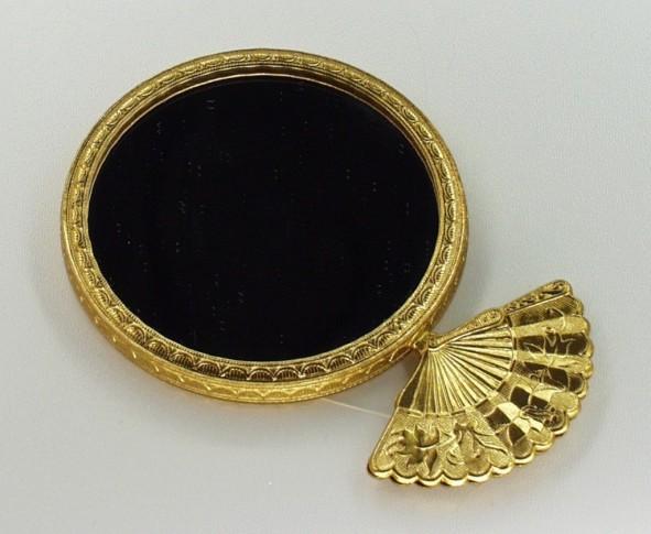 Bronze-Handspiegel