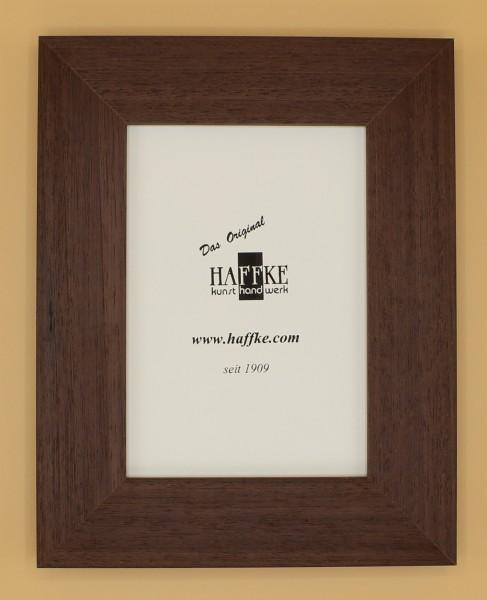 Holz-Fotorahmen braun gebeizt 13x18 cm