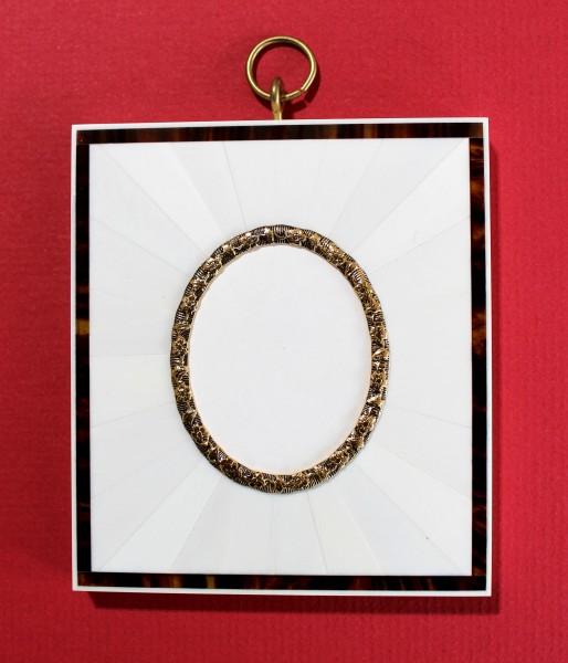 Miniatur-Rahmen ohne Malerei Bildgröße 4x5 cm